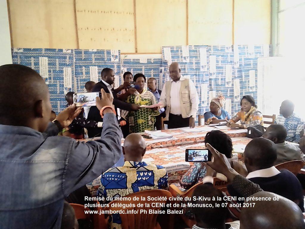 Rdc-Elections : Un bon candidat est celui qui saura faire mieux, selon le MNC/Lumumba