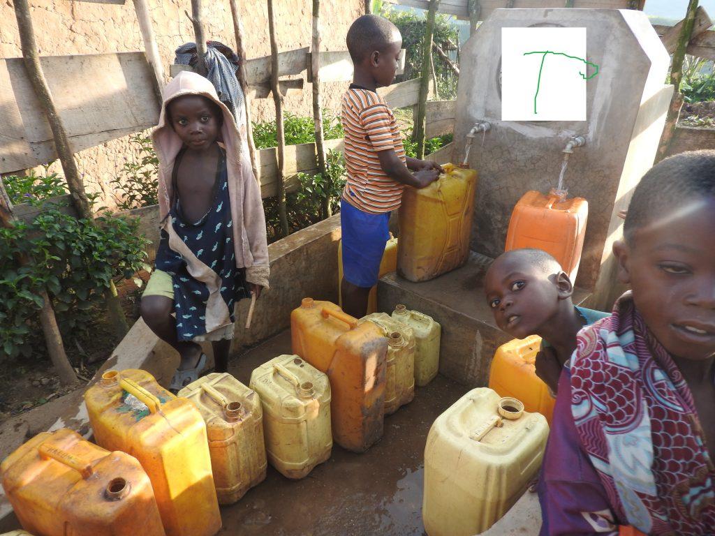 Sud-Kivu : La lucha appelle à réclamer le droit d'accès à l'eau