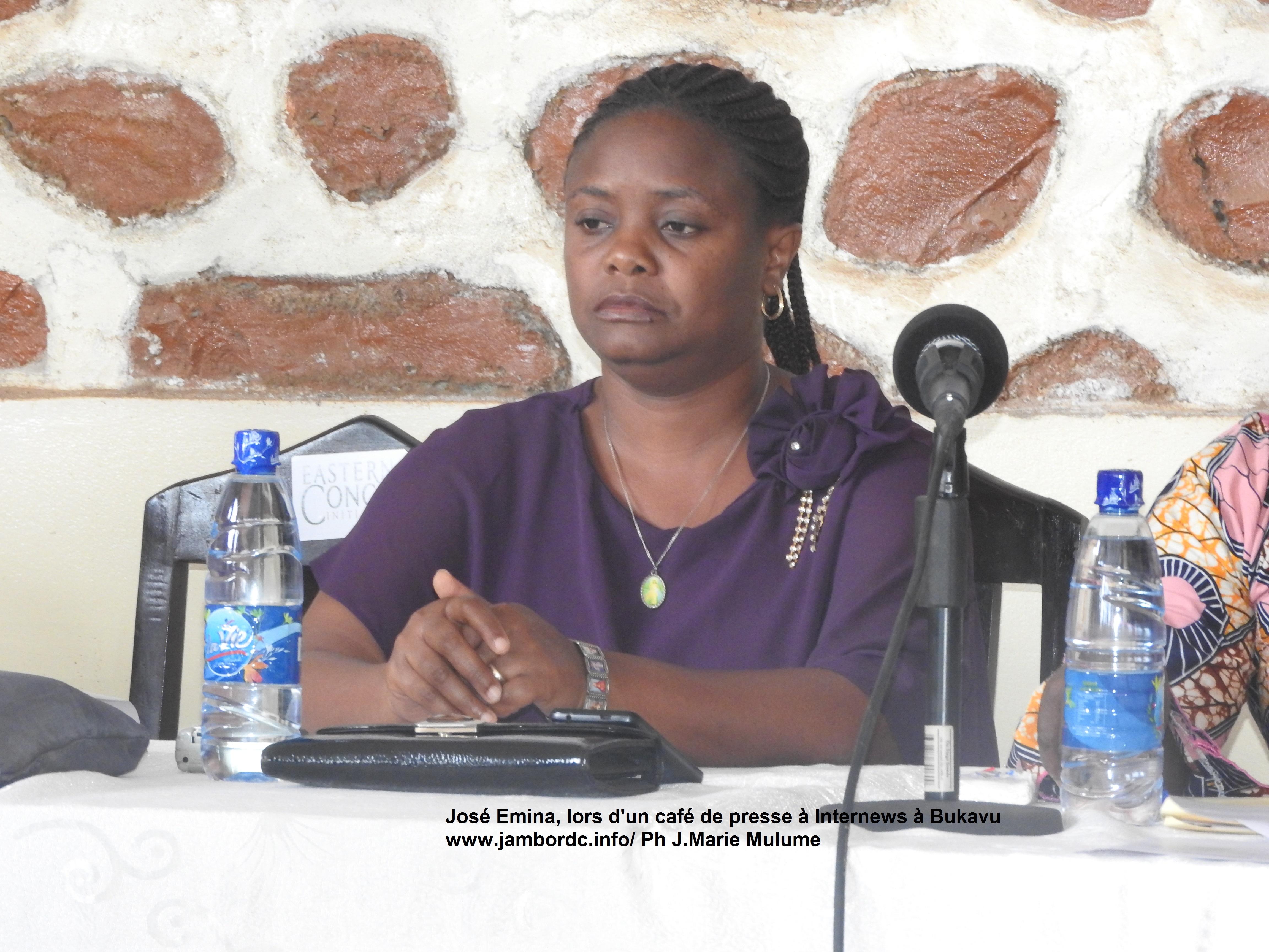 « Félix Tshisekedi n'a pas besoin d'accompagner un régime agonisant », José Emina (UDPS)