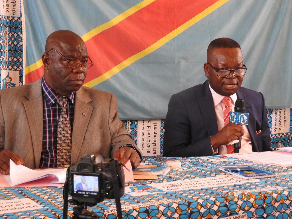 « Je n'irai que pour aller puiser de l'eau potable pour ma famille, le Sud-Kivu », promet (Mushi Bonané, candidat gouverneur)