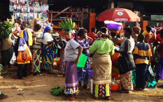 Bukavu : le marché de Kadutu troublé par les badauds ce 02 Août