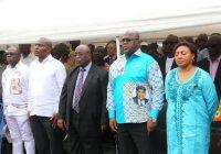 « Si le 1er octobre, l'élection n'est pas convoquée, l'opération 'Kabila Dégage' commence », prévient Jean-Bertrand Ewanga