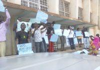 Bukavu : La manifestation du CASC a été interrompue par la Police