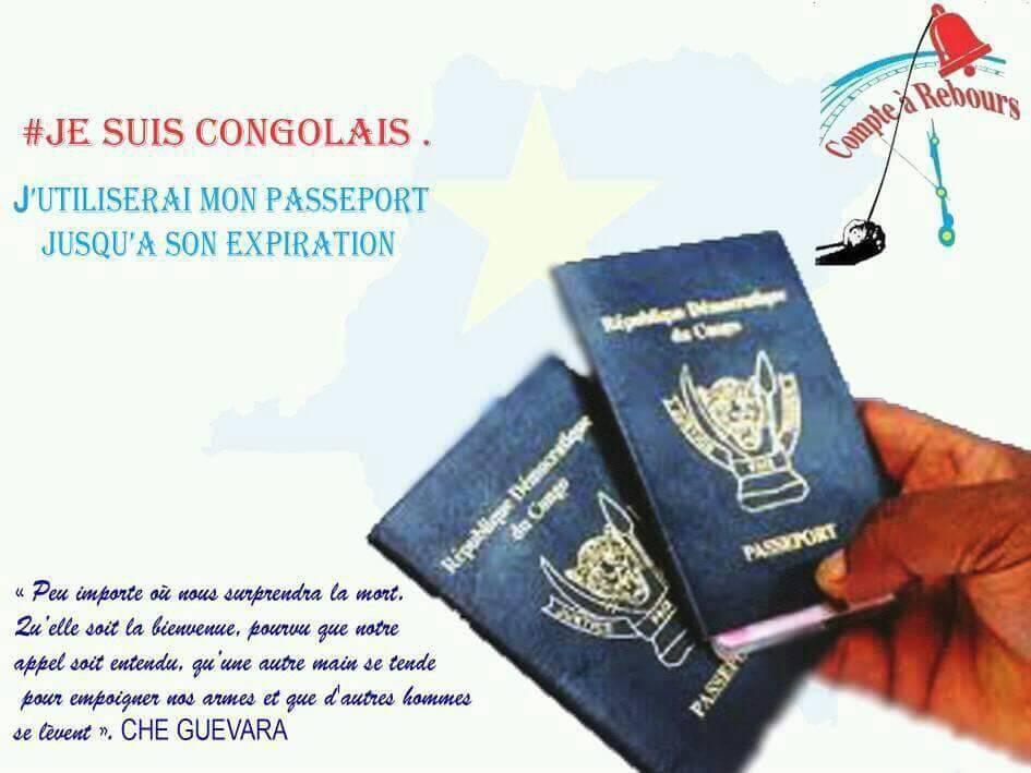 RDC : Le gouvernement vers l'invalidation des passeports semi-biométriques