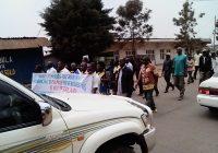 Bukavu : Suspension du sit-in, poursuite de la grève au Gouvernorat