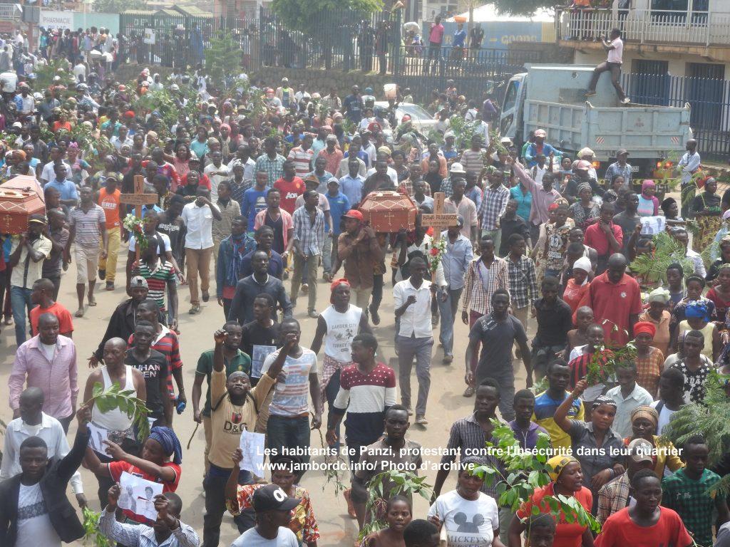 Bukavu : 5 morts, plusieurs blessés  et des dégâts matériels signalés au quartier Panzi
