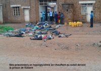Kabare : Des actions caritatives se multiplient en faveur des prisonniers