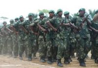 Bukavu : Des militaires lourdement armés à destination d'Uvira