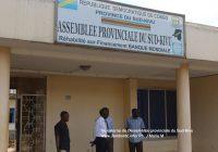 Sud-Kivu : Rentrée parlementaire timide