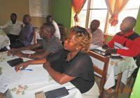 Bukavu : L'ETJ  forme  23 cadres des organisations partenaires de la DDC