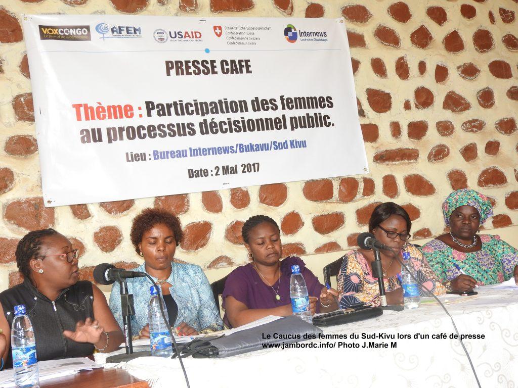 Gouvernement Nyamugabo : Les femmes du Sud Kivu en colère