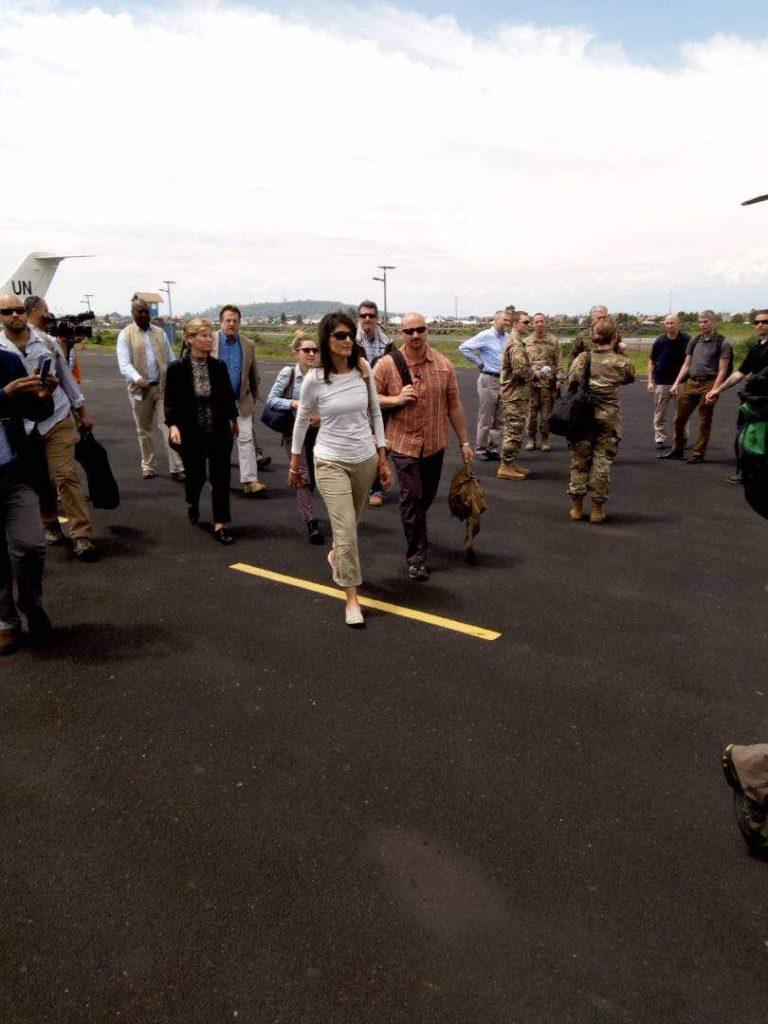 Rassop Sud-Kivu : « Les propos de Nikki Haley n'engagent que sa propre personne et non le peuple congolais »