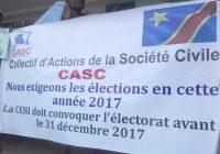 Sud-Kivu : La Coalition des forces sociales et politiques organise une journée ville-morte ce 1 novembre