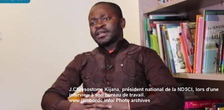 RDC : La NDSCI propose un an de transition sans Kabila, mais avec une femme à la tête du pays