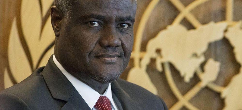 RDC : Moussa Faki et les dirigeants congolais ont discuté du calendrier électoral