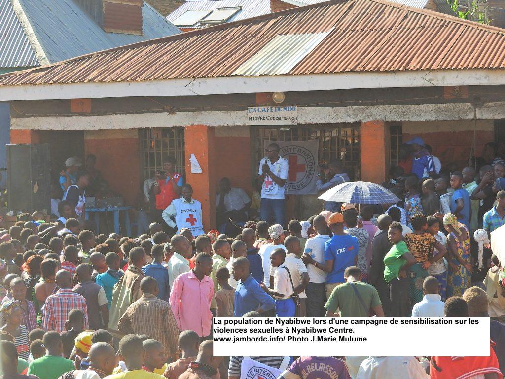 Kalehe : Le CICR s'active contre les violences sexuelles