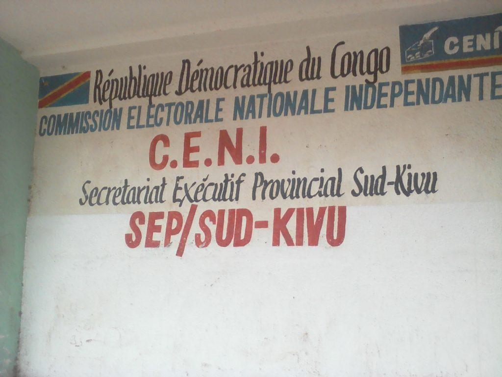 BRTC (Sud-Kivu) : 1284 candidatures reçues dont 112 femmes par la CENI