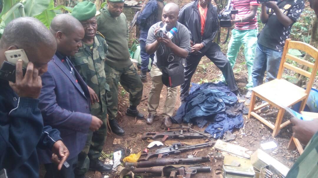 Affrontement à Muhumba : 3 morts côté FARDC et 4 du côté des éléments d'Abbas Kayonga , au moins 2 civils tués et de nombreuses pertes matérielles