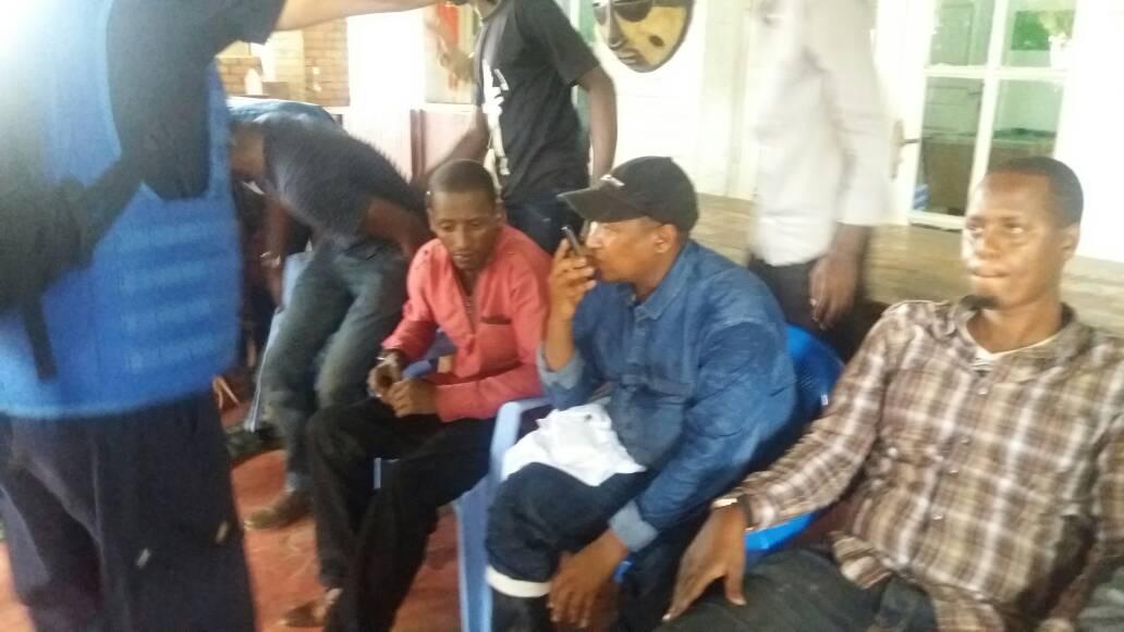 Abbas Kayonga  a été remis au Gouverneur Claude Namugabo par la MONUSCO