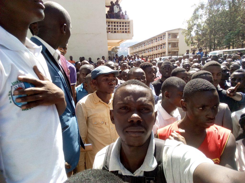 Bukavu : Le Professeur  Paulin Bapolisi appelle à la cohésion à l'ISP