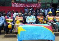 Bukavu: Les travaux de réhabilitation et de modernisation de l'avenue Irambo officiellement lancés