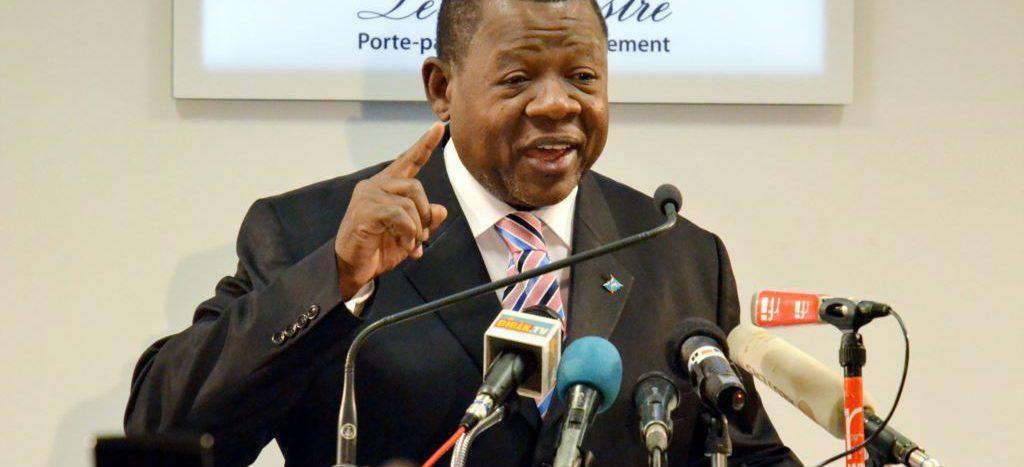 Lambert Mende à l'UA: «…Je n'ai pas l'impression qu'ils ont la maitrise du processus judiciaire en RDC»