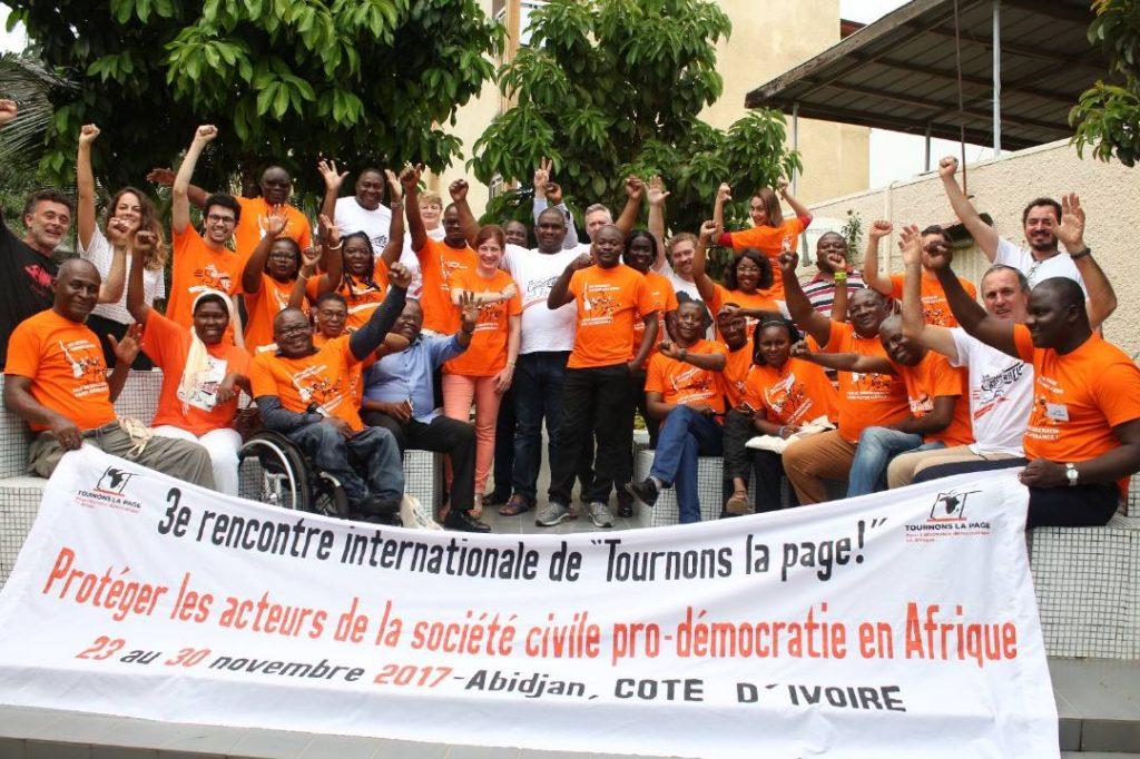 D'Abidjan : J.C Kijana appelle la jeunesse africaine au refus de l'humiliation dont elle est victime