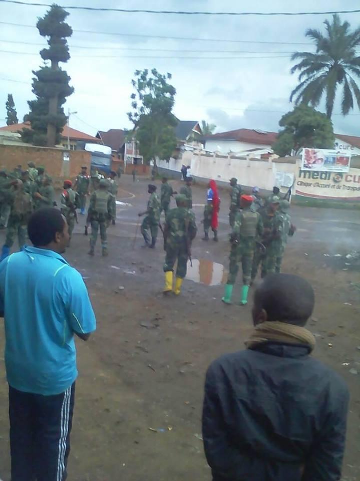 Affrontements à Bukavu : Abbas Kahongya était protégé par  toute « une milice » ?