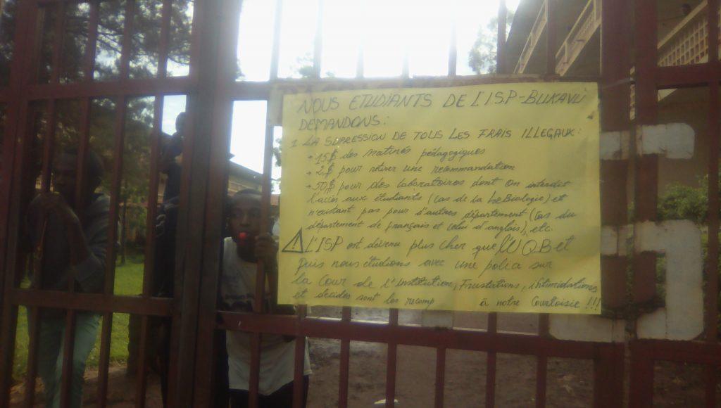 Bukavu : La NDSCI consternée par les tournures tribalo-ethniques en ébullition  à l'ISP