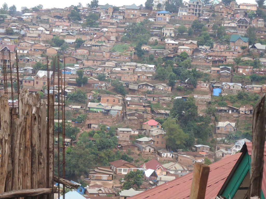 Bukavu: échange des tirs nourris entre la police et des bandits cette nuit à Isecof