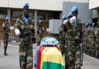 Tanzanie : Les 14 casques bleus tués en RDC seront inhumés jeudi 14 décembre à Dar-Es-Salaam