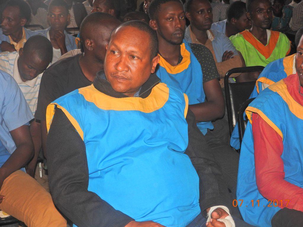 Procès Abbas Kayonga : La Cour dévoile les griefs retenus  aux 32 prévenus
