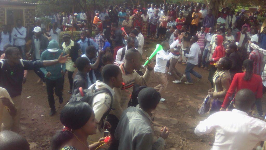 Bukavu : La police réprime la marche des étudiants de l'ISP