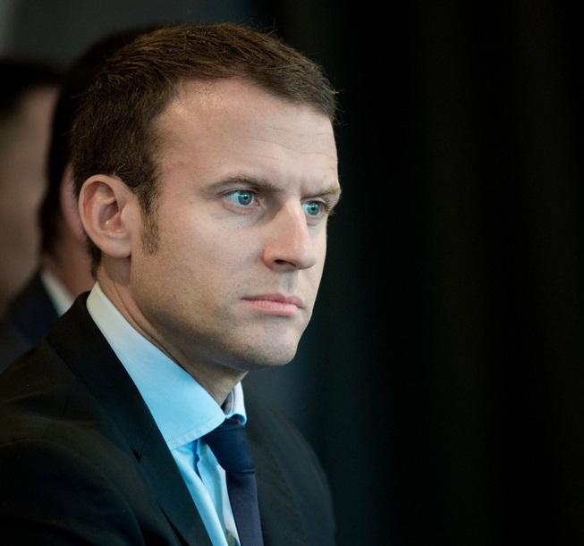 Emmanuel Macron plaide pour les élections sans Joseph Kabila en 2018