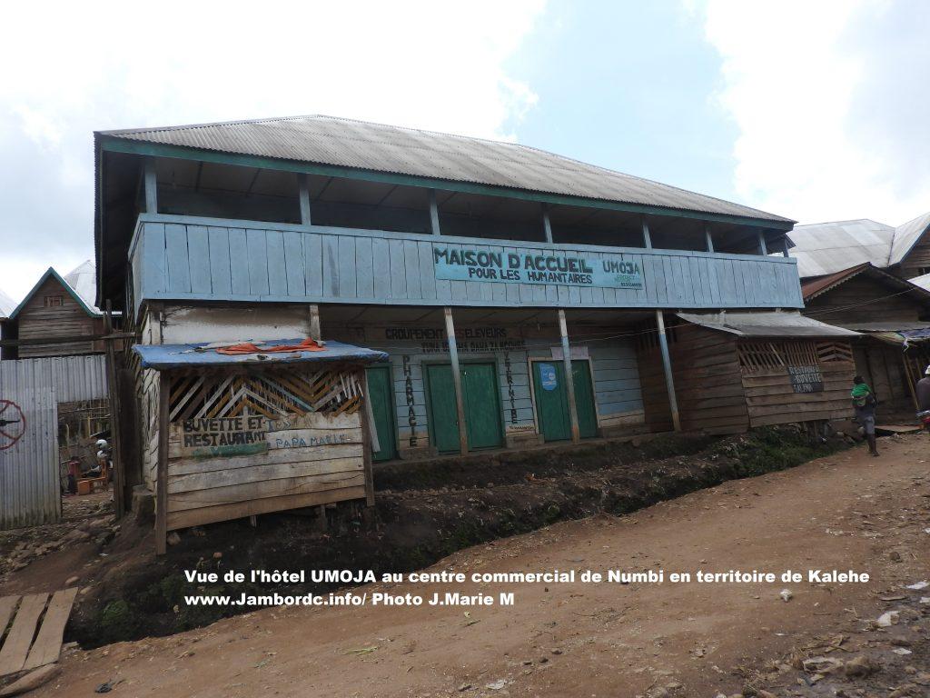 Kalehe : Deux journées ville-morte, la population dénonce l'insécurité chronique à Numbi