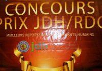 RDC : JDH lance un appel à candidature  pour  un atelier de réalisation  de documentaire