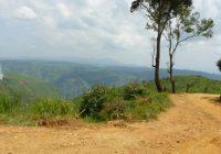 Bukavu : La route secondaire reliant l'avenue industrielle à la route d'Uvira obstruée par des constructions anarchiques