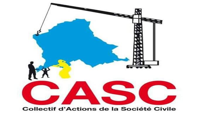 RDC : Les Mouvements citoyens  et le  CASC confirment leur participation à la marche pacifique du 31 décembre 2017