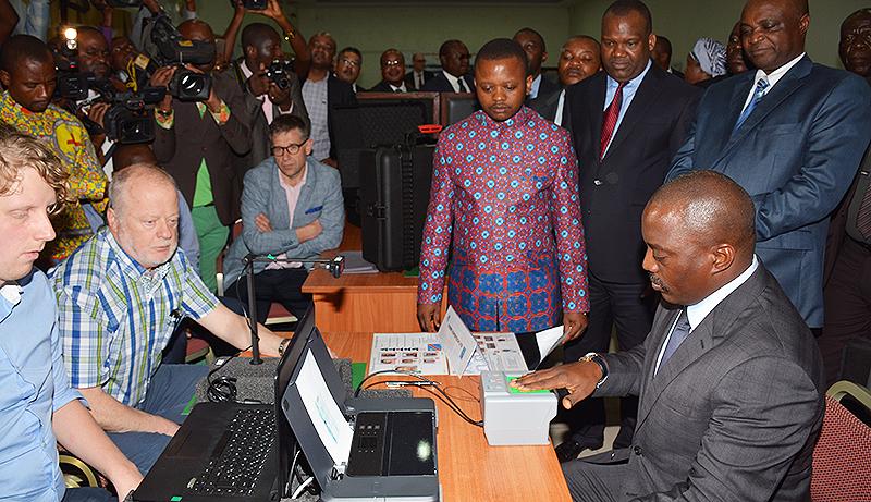 RDC : Le Président Kabila confirme l'année électorale 2018
