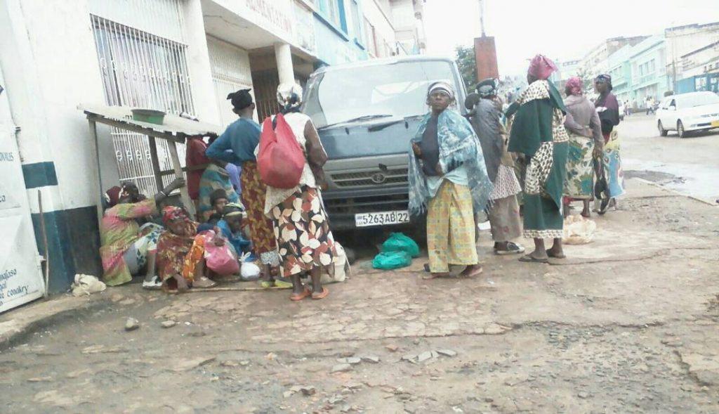 Sud-Kivu : Des blessés de guerre mendient dans les rues de Bukavu