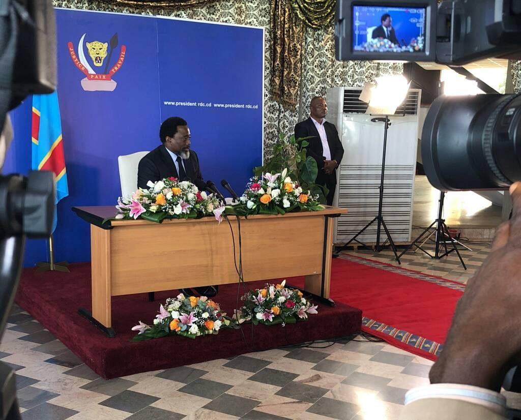 Flash : Le Raïs Joseph Kabila parle aujourd'hui