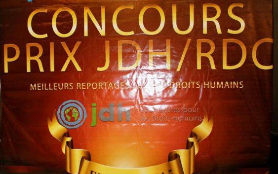 RDC : JDH  lance un appel à candidature pour la réalisation d'un mini-documentaire, édition 2018