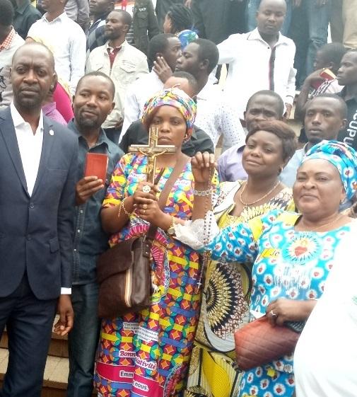 Sud-Kivu : Les forces sociales et politiques invitent la population à la marche du dimanche 25 février