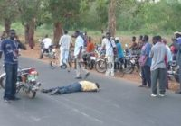 Flash : Un motard décapité dans un accident à Bukavu