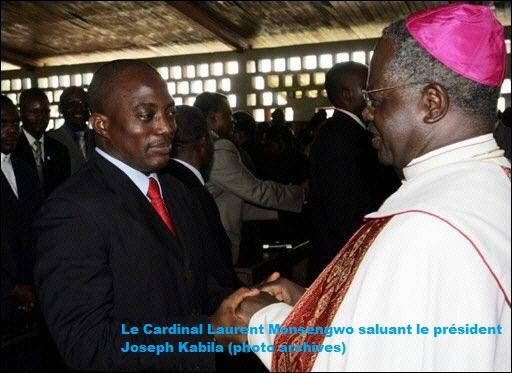 RDC : Vers la rupture entre l'Eglise et le pouvoir