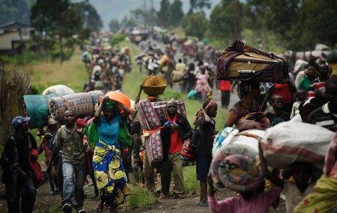 Sud-Kivu : Des déplacements massifs des habitants signalés à Fizi