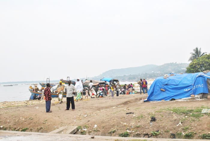 Sud-Kivu : Des retournés de guerre  regagnent leurs villages à Fizi