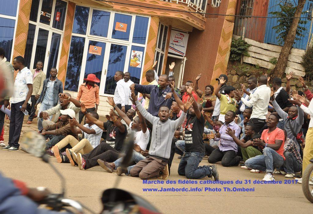 RDC : Des catholiques appellent à une nouvelle marche anti-Kabila, le 19 mars prochain