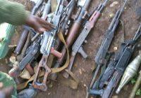 Urgent: des coups de feu entendus en ce moment à Muhungu
