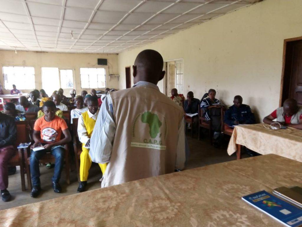 Mwenga (Sud-Kivu) : La Société civile s'engage à accompagner le processus électoral